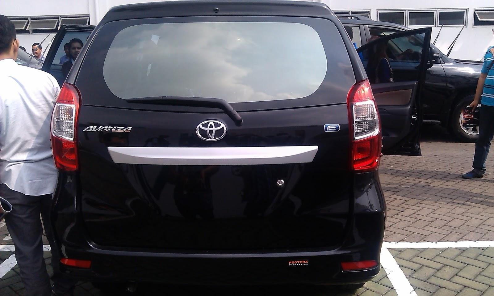Spesifikasi Grand New Avanza 2015 Toyota 2019 Facelift Promosi