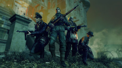 Sniper Elite Nazi Zombie Army 2 Free Gameplay
