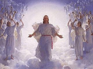 Resultado de imagen para imagenes de dios en el cielo