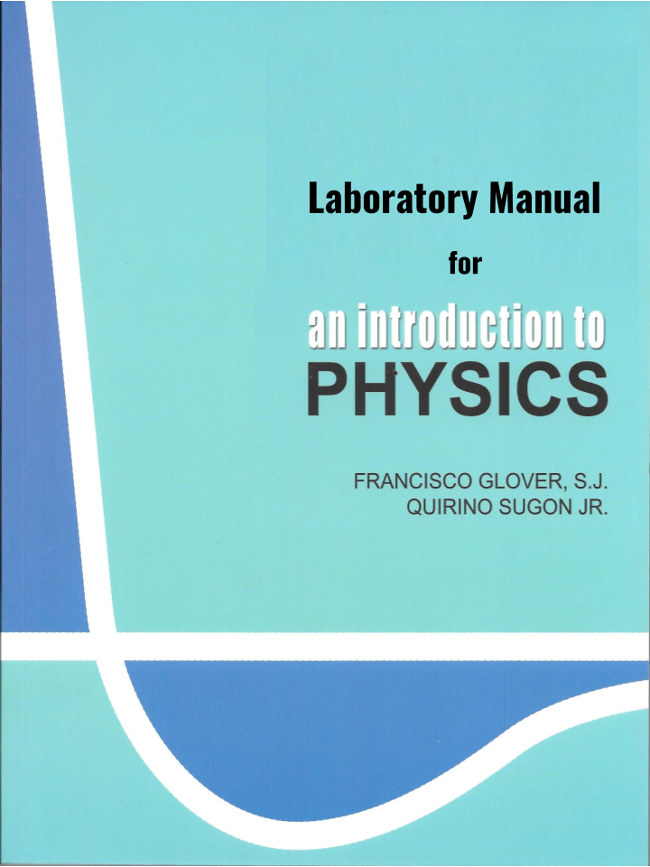 Introduction to Physics: Sample pages of Laboratory Manual