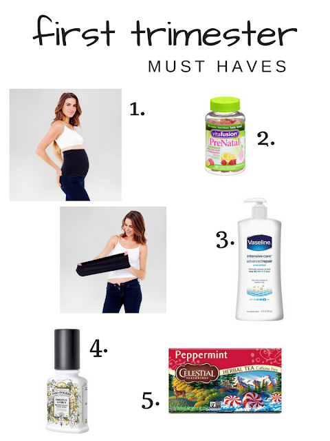 First Trimester Must Haves | www.atravelingwife.com | a-traveling-wife