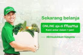 Berbelanja Secara Online Di Mumu