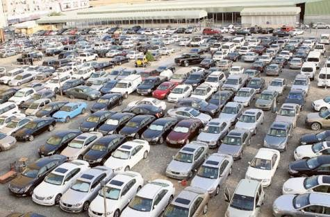 Used Car Sale And Auction Uae Motor World March 2014