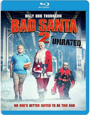 Bad Santa 2 2016 Unrated Eng BRRip 480p 300mb ESub