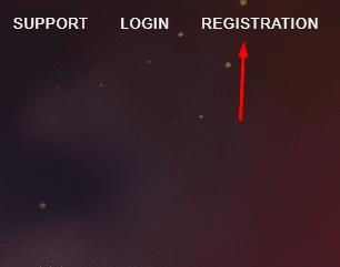 Регистрация в Supercharged