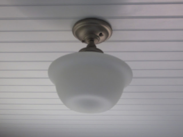 Schoolhouse Light - Calypso in the Country Blog