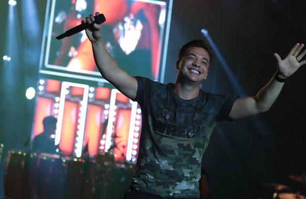 Wesley Safadão revela por que abandonou as 'músicas sobre rapariga'