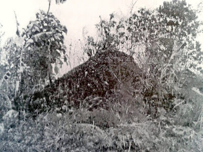 Gambar Aspek Alam Arkeologis Situs Pasir Lulumpang Garut