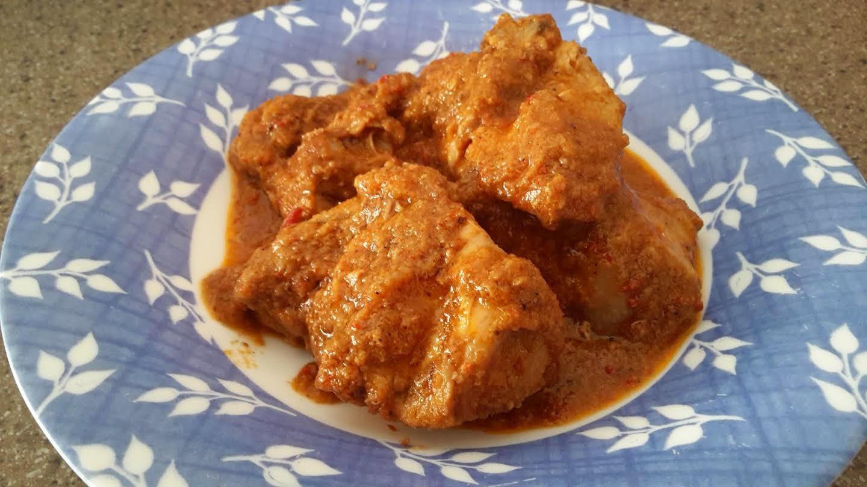 Blossom Mommy: Resepi Rendang Ayam Yang Mudah Dan Sedap