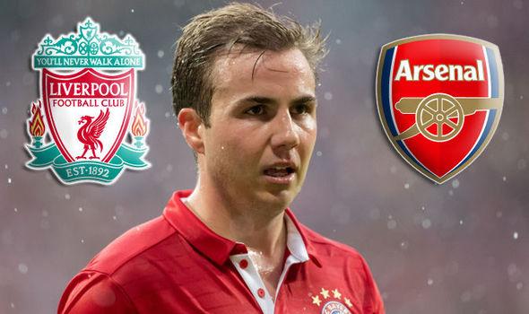 Saingi Liverpool, Arsenal Tidak Takut dengan Harga Mahal Gotze