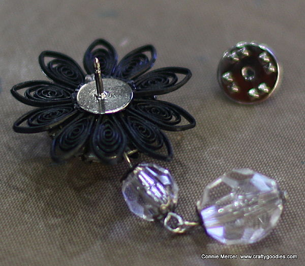Christmas Lapel Pin Crafts