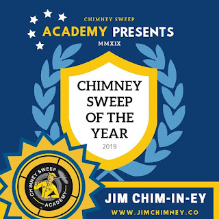 National Chimney Sweep of the Year 2019