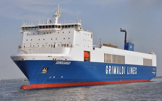 Grimaldi Group  e Venice Ro Port MOS insieme a Venezia