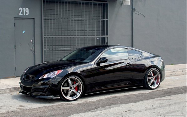hyundai genesis 2010 coupe modified modified cars and auto parts