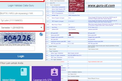 Cara Login SIM PKB & Cek Info GTK