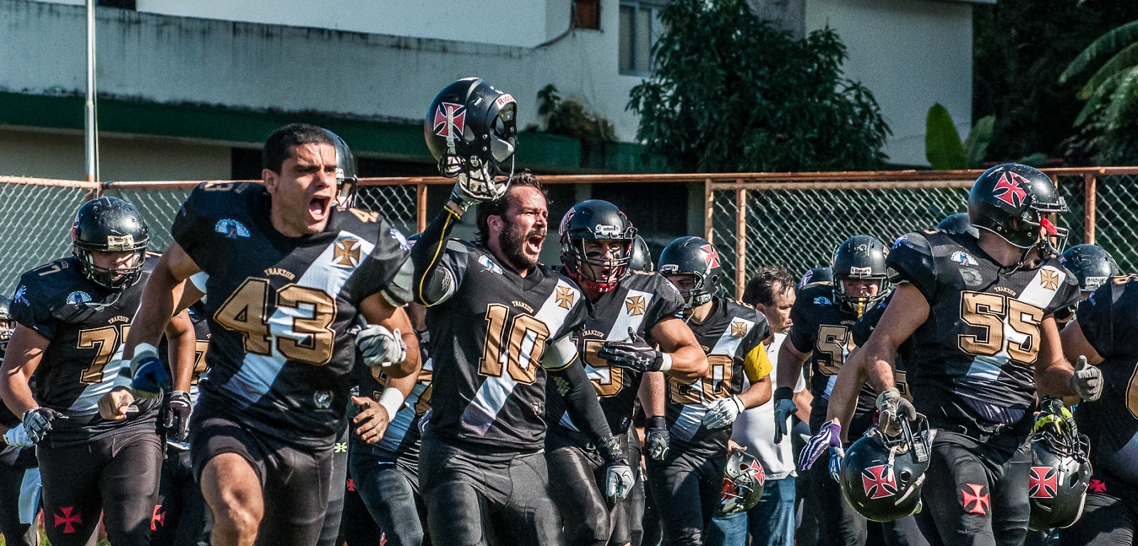 Opinião Futebol Americano  Vasco Patriotas recebe Tubarões do ... f5b0f1953e4d2