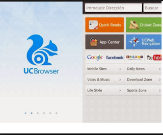 uc mini handler browser apk 2018