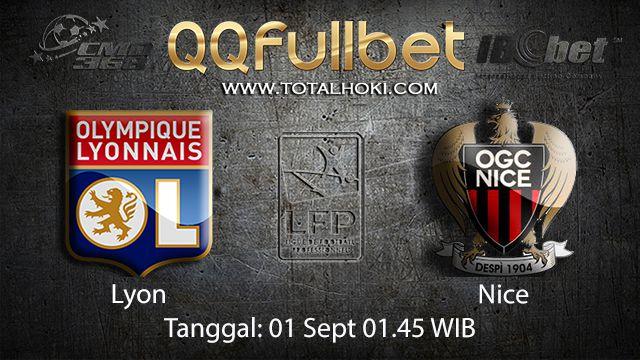 Prediksi Bola Jitu Lyon vs Nice 1 September 2018 ( French Ligue 1 )