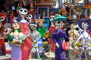 история праздника День мёртвых
