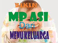 Download Gratis Ebook Kumpulan Menu MPASI HARIAN