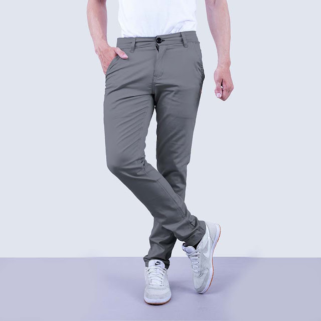 Model Celana Chino Classic Murah Pria Online
