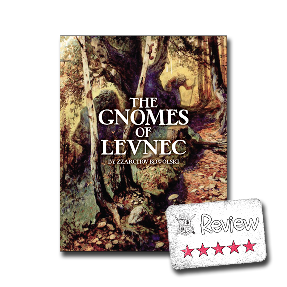 Frugal GM Review: The Gnomes of Levnec