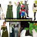 Shrek Costume Theme for Halloween in 2016