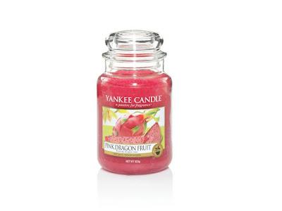 Wspmnienie wakacji - świeca, której zapach przypomina  mi całe wakacje