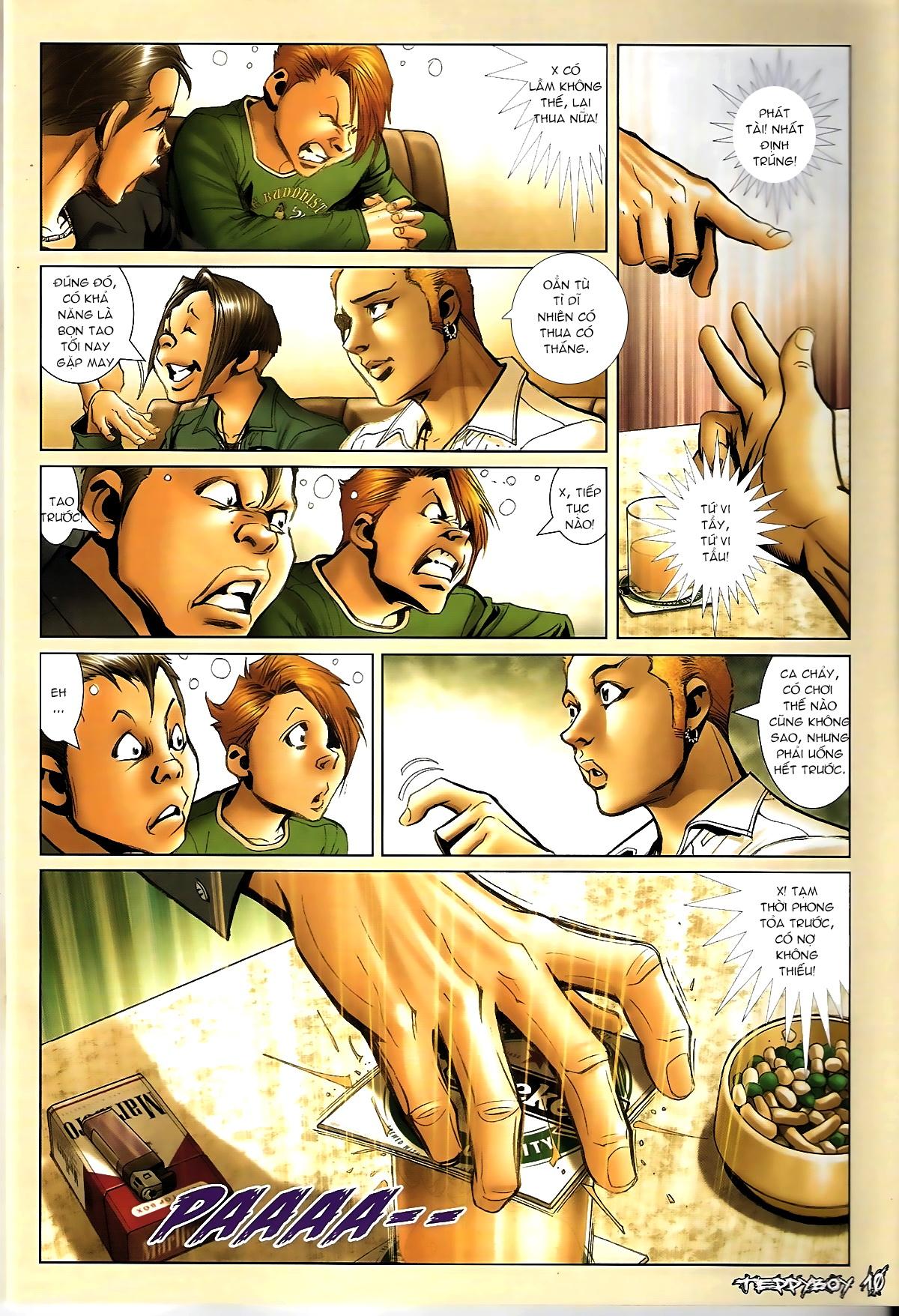 Người Trong Giang Hồ - Chapter 1357: Xúc Sinh Tư - Pic 9