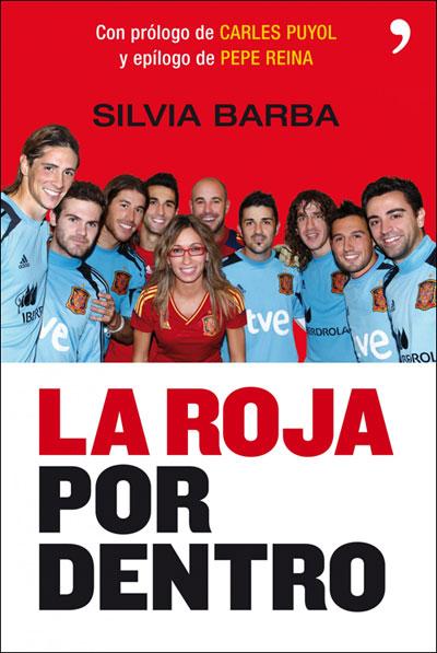 libro La Roja por dentro de Silvia Barba