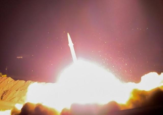 Irán dispara 20 cohetes contra territorio Israelí | Nuevo Orden Mundial Illuminati