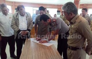 Iskandar,SE Ajak Perusahaan Cegah Kebakaran Hutan Dan Lahan