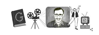 جوجل يحتفل بالذكري 92 لميلاد الفنان فؤاد المهندس