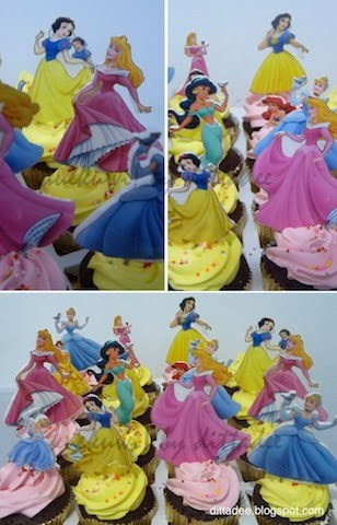 Kuekuwi By Dittadee Disney Princes For Kania