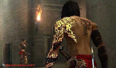 Prince Of Persia 3 The Two Throne PC Game