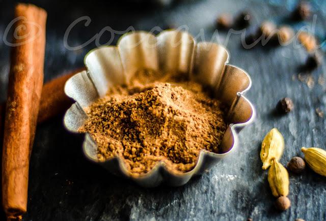 Chai Spice Recipe - Cocoawind