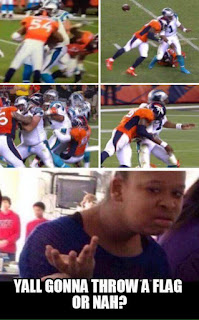 #nfl #nflmeme #camnewton - yall gonna throw a flag or nah?