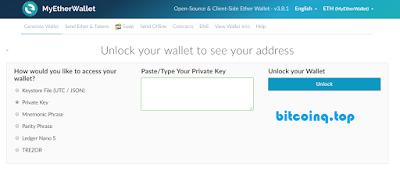 Cara Mudah Membuat dan Menggunakan Wallet Ethereum Pribadi