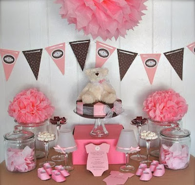 baby shower , sıp and see