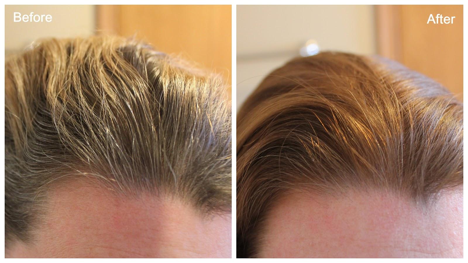 We Test Garnier Olia Hair Color Lille Punkin