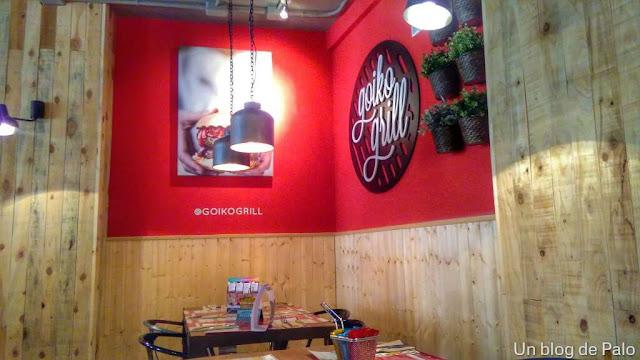 Goiko grill madrid hamburguesas en el centro un blog de for Okafu calle prado 10