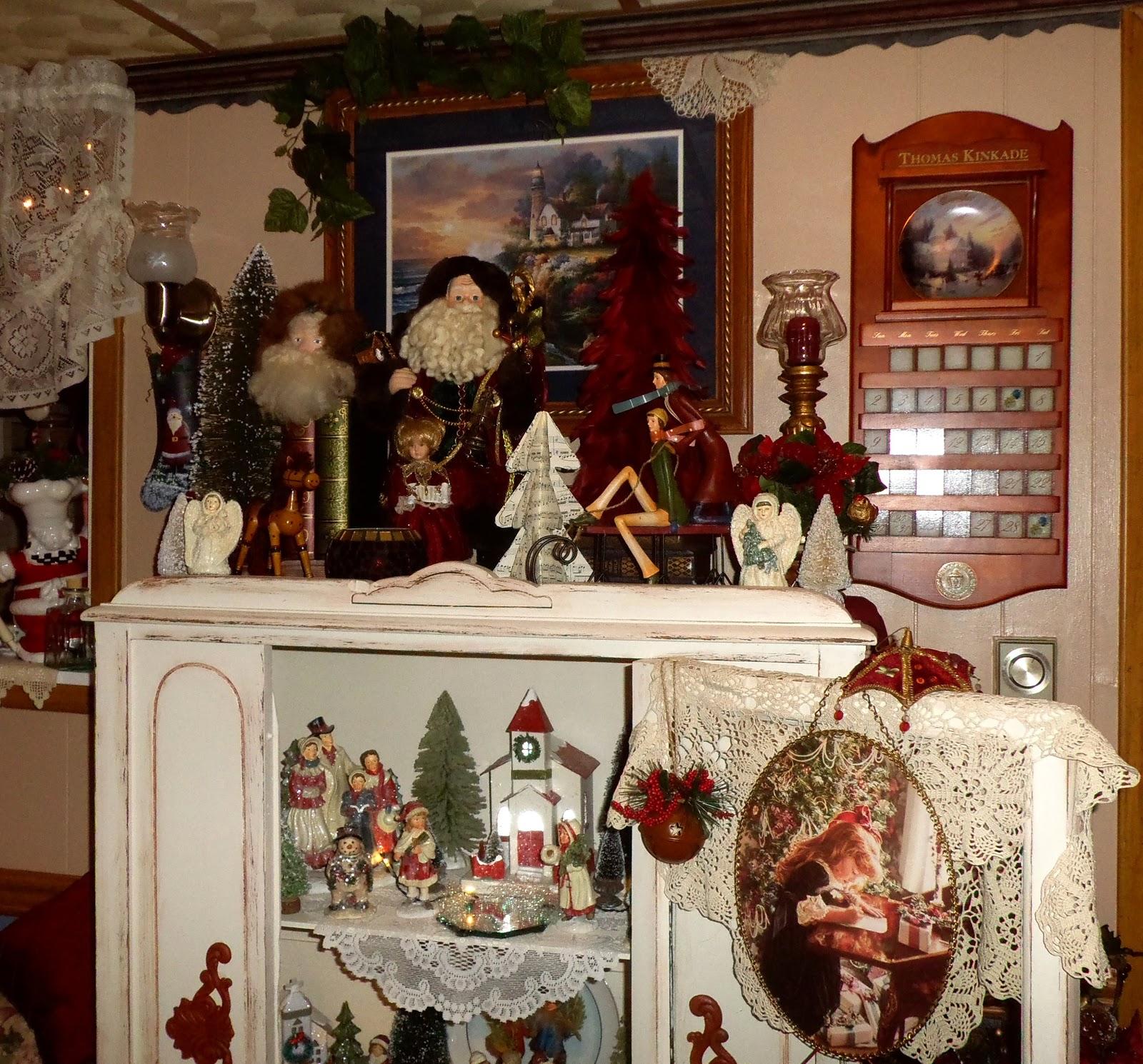 Sams Christmas Trees: A DEBBIE-DABBLE CHRISTMAS: Christmas Home Tour 2012, Part