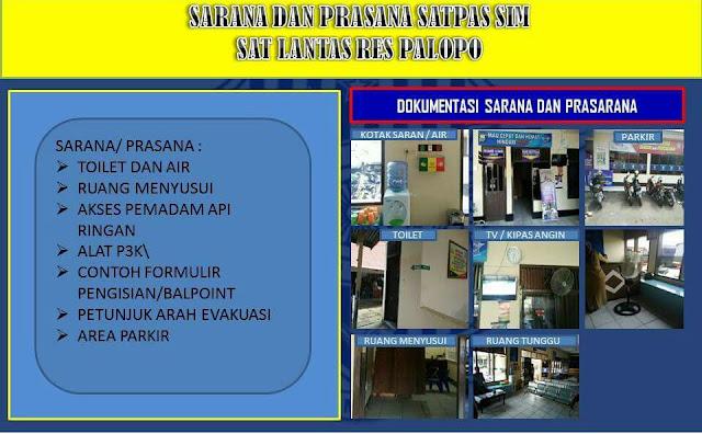 Agar Pelayanan Maksimal, Ini Prosedur dan Biaya Penerbitan SIM di Polres Palopo