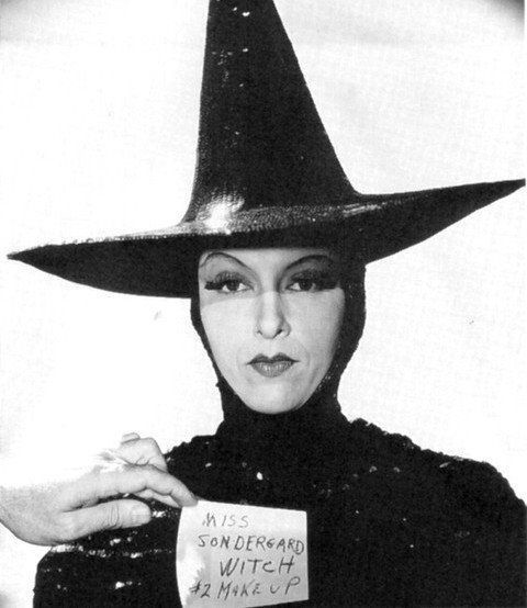 Image result for original wicked witch of the west