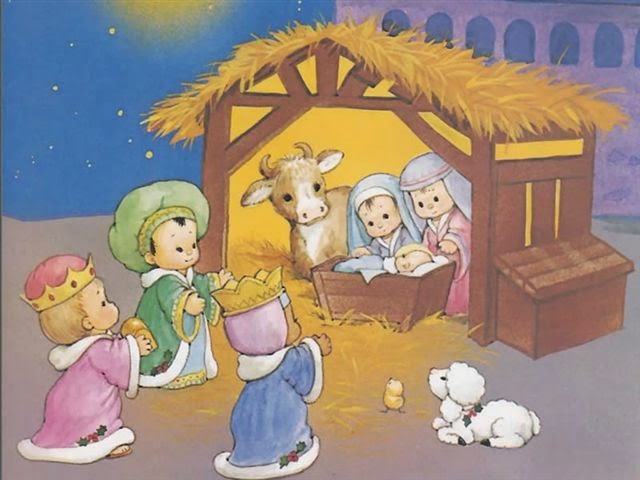 Imagenes de Nacimientos Navideños, parte 2