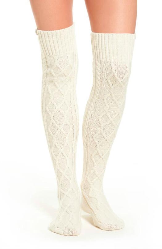 UGG Over the knee socks