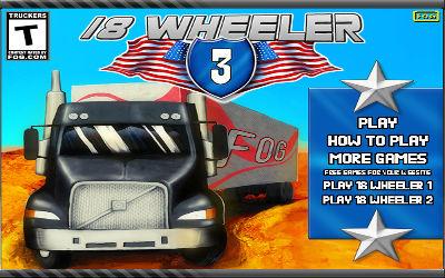 18 Wheeler 3 - Jeu de Simulation sur PC