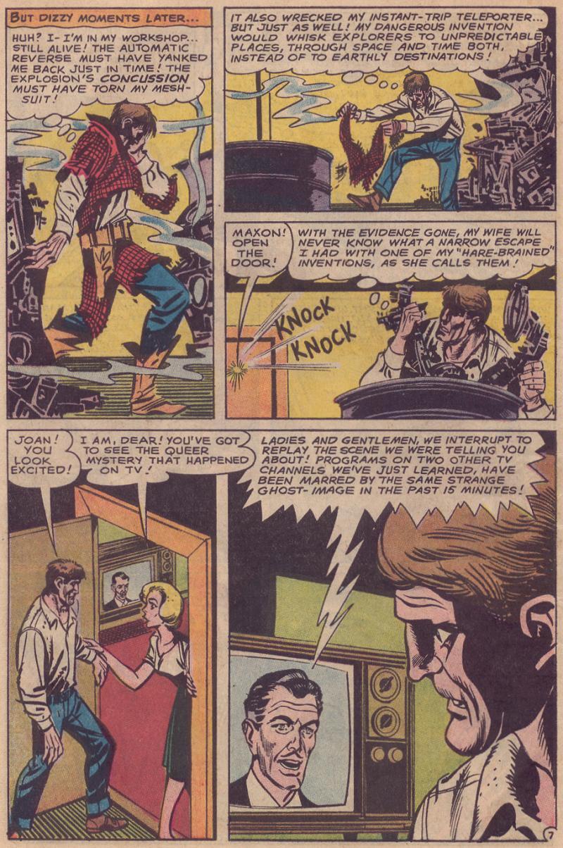 Strange Adventures (1950) issue 204 - Page 10