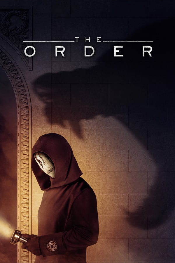 Descargar La Orden Secreta (The Order) Latino HD Serie Completa por MEGA