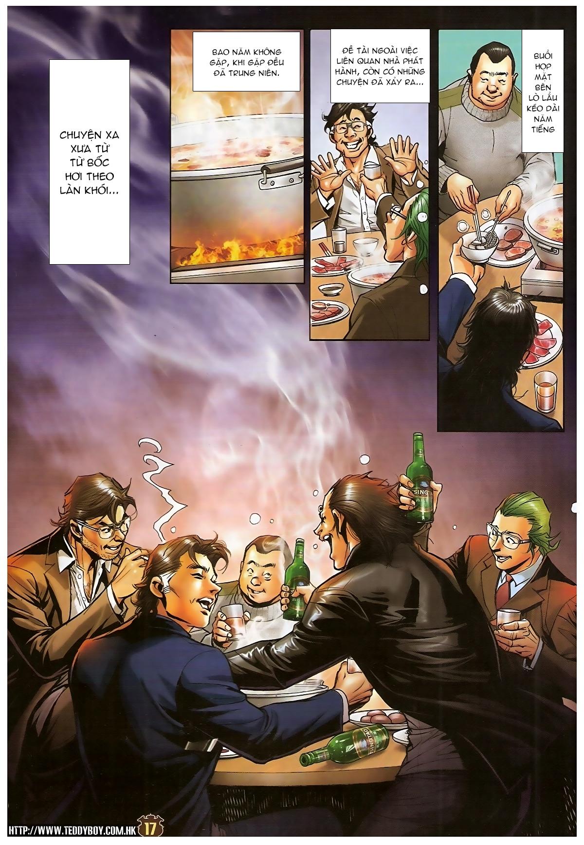 Người Trong Giang Hồ - Chapter 1573: Chuyện bên bếp lẩu - Pic 15